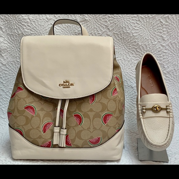 New and Authentic Bag and Shoe Set